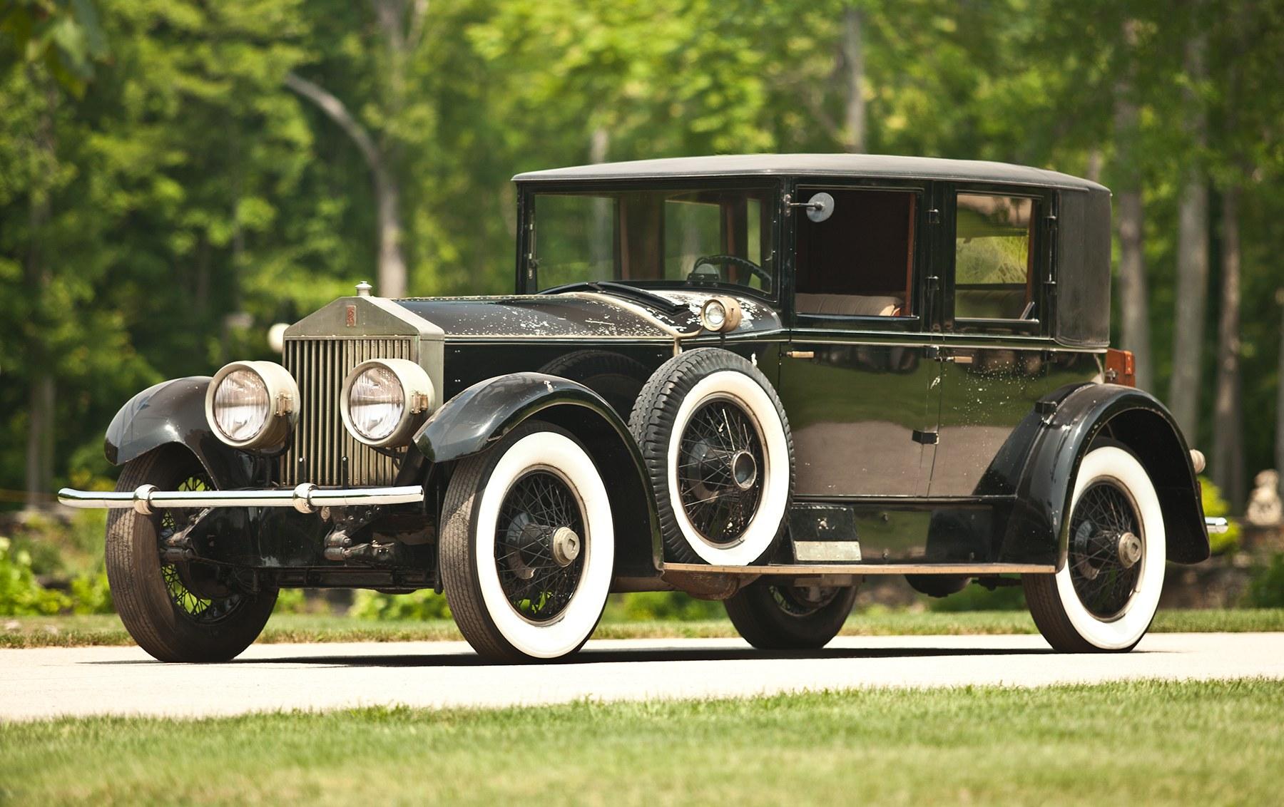 1927 Rolls-Royce Phantom I Kenilworth