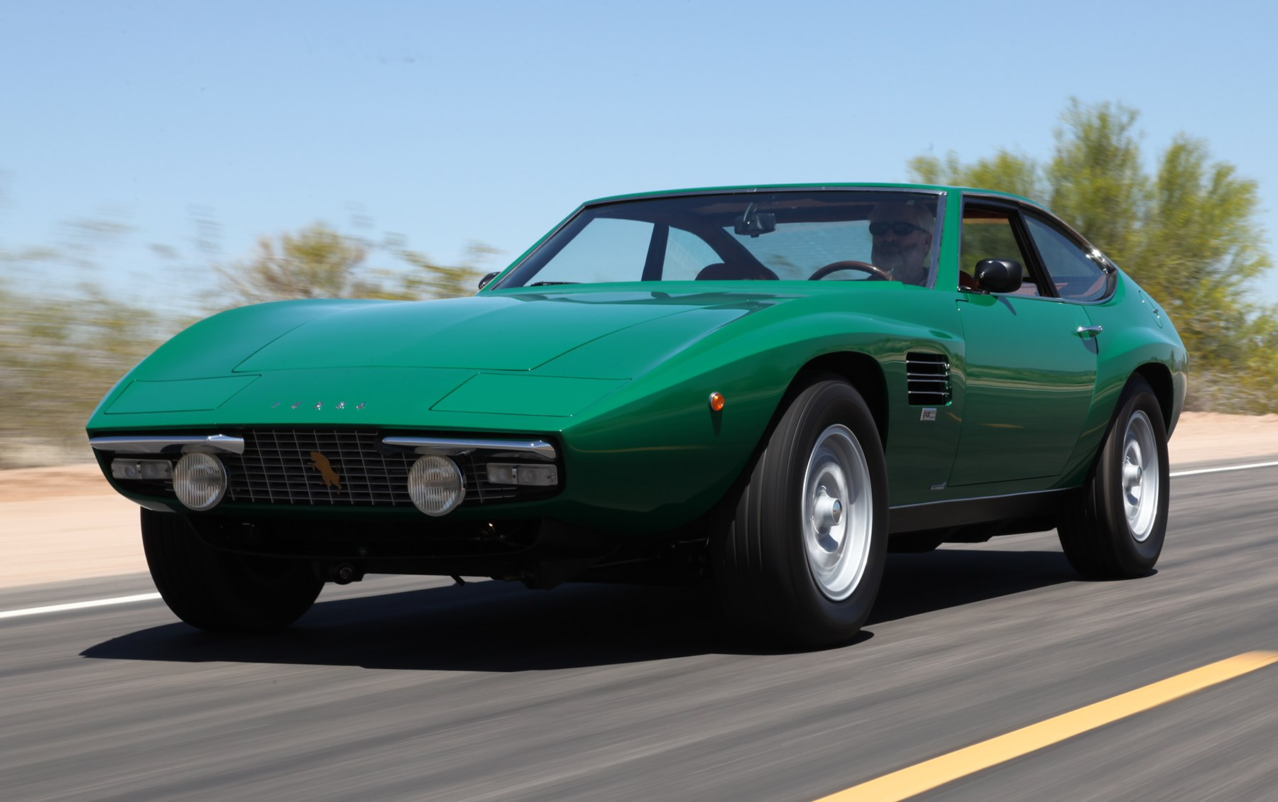 1974 Intermeccanica Indra Coupe