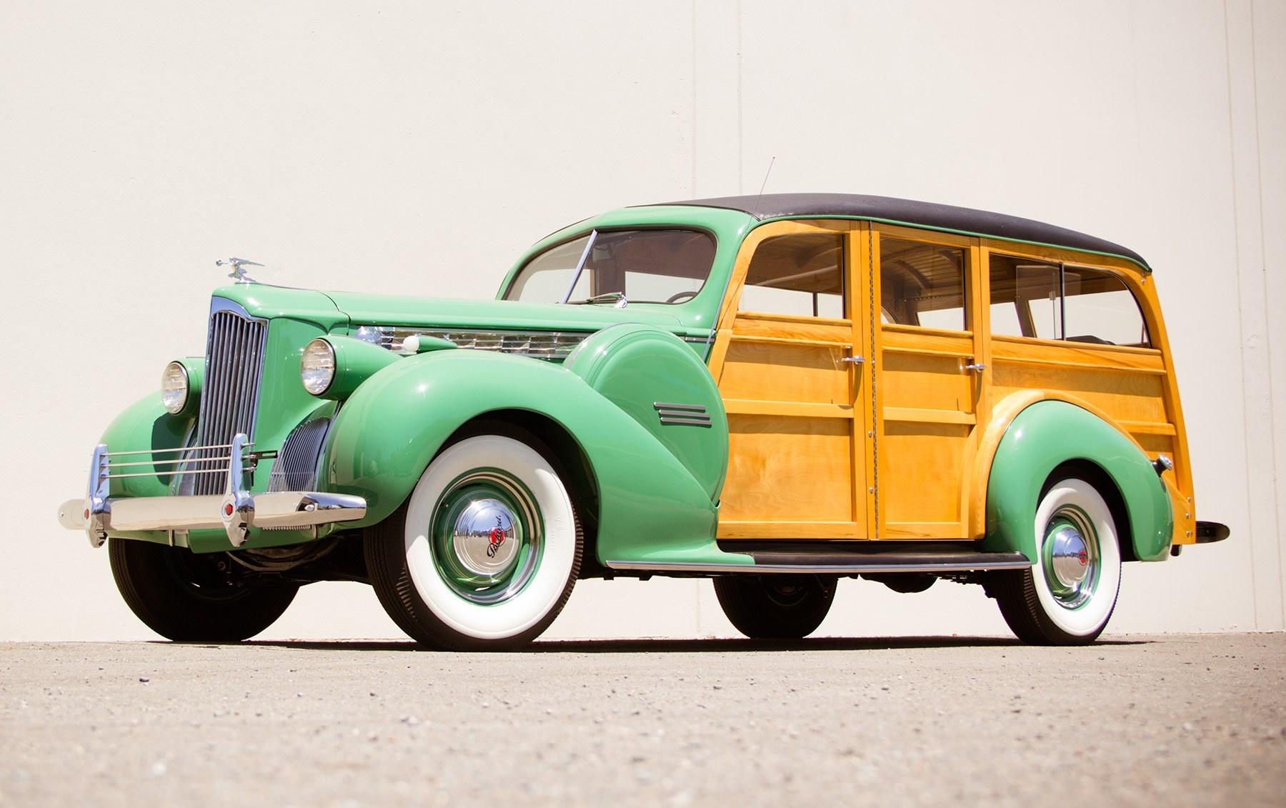 1940 Packard 120 Station Wagon-2