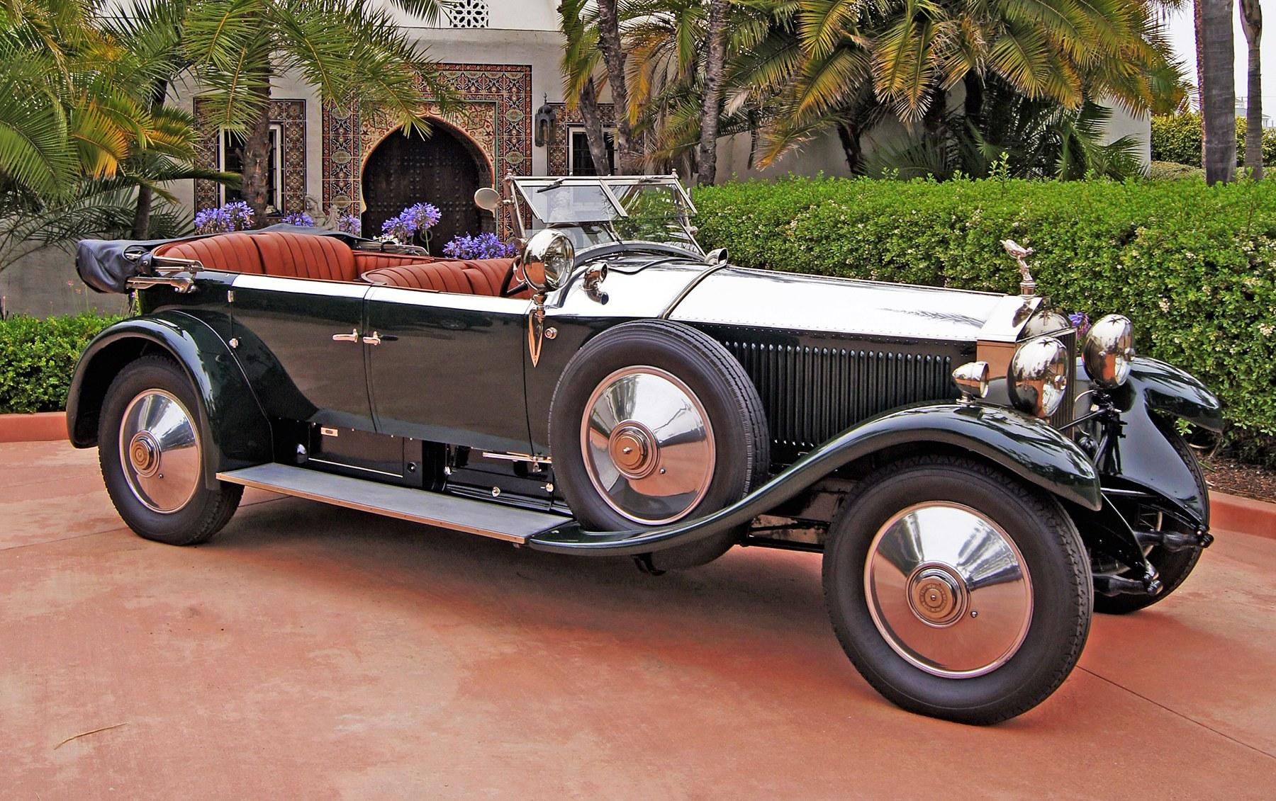 1927 Rolls-Royce Phantom I Tourer