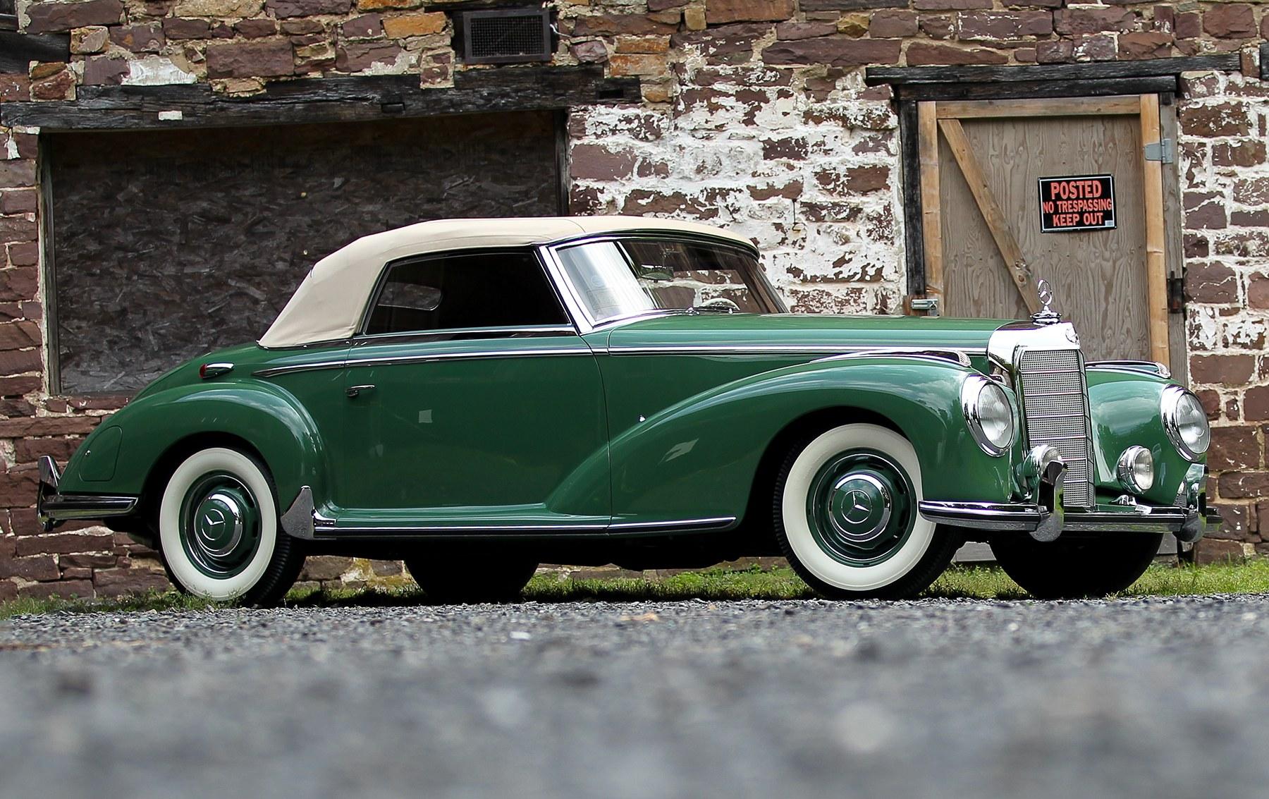 1953 Mercedes-Benz 300 S Roadster