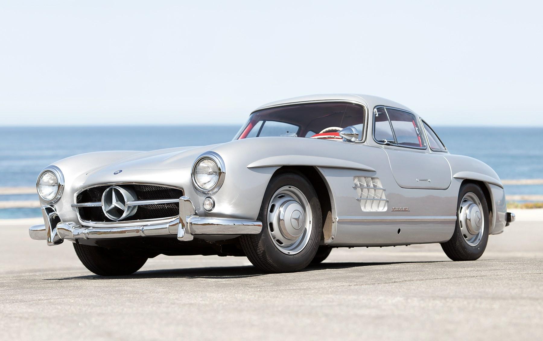 1955 Mercedes-Benz 300 SL Gullwing(5)