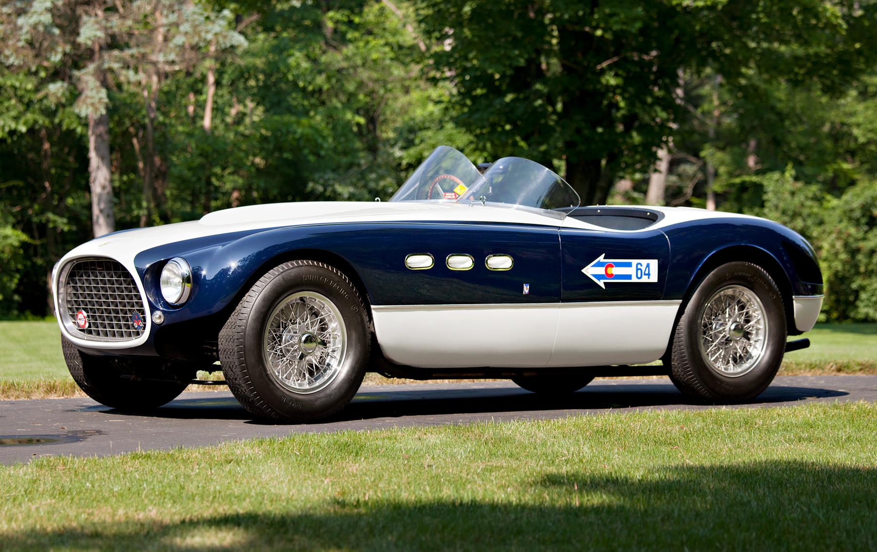1953 Ferrari 340 MM Spider