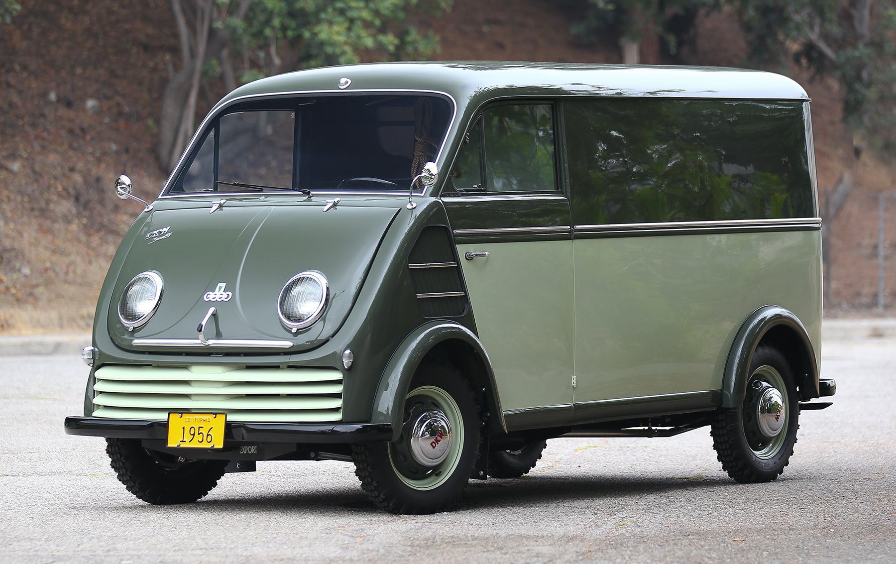 1956 DKW Schnellaster Kastenwagen 3=6(1)