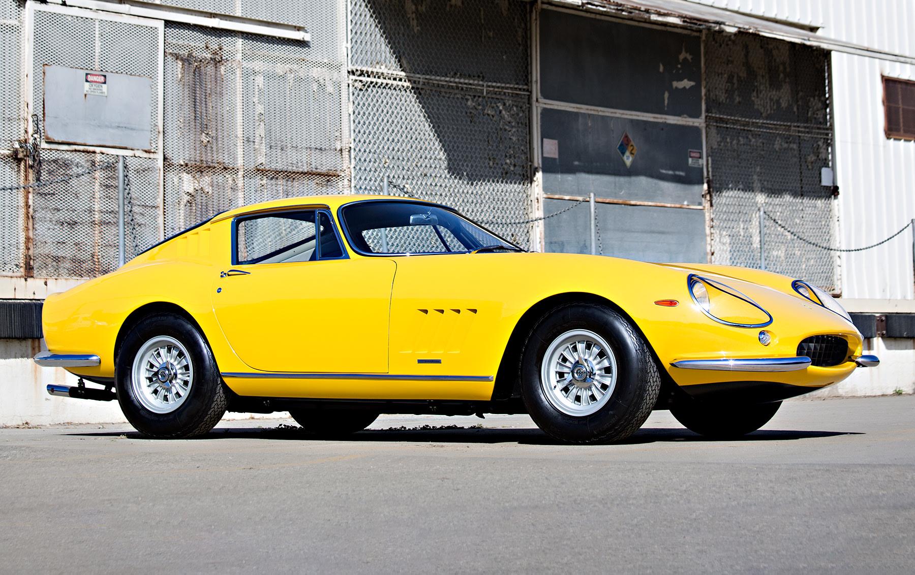1965 Ferrari 275 GTB Long Nose Alloy(1)