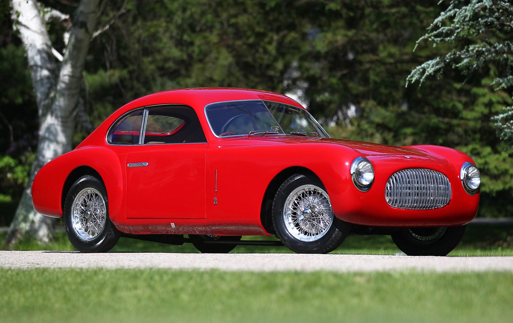 1948 Cisitalia 202 SC Coupe