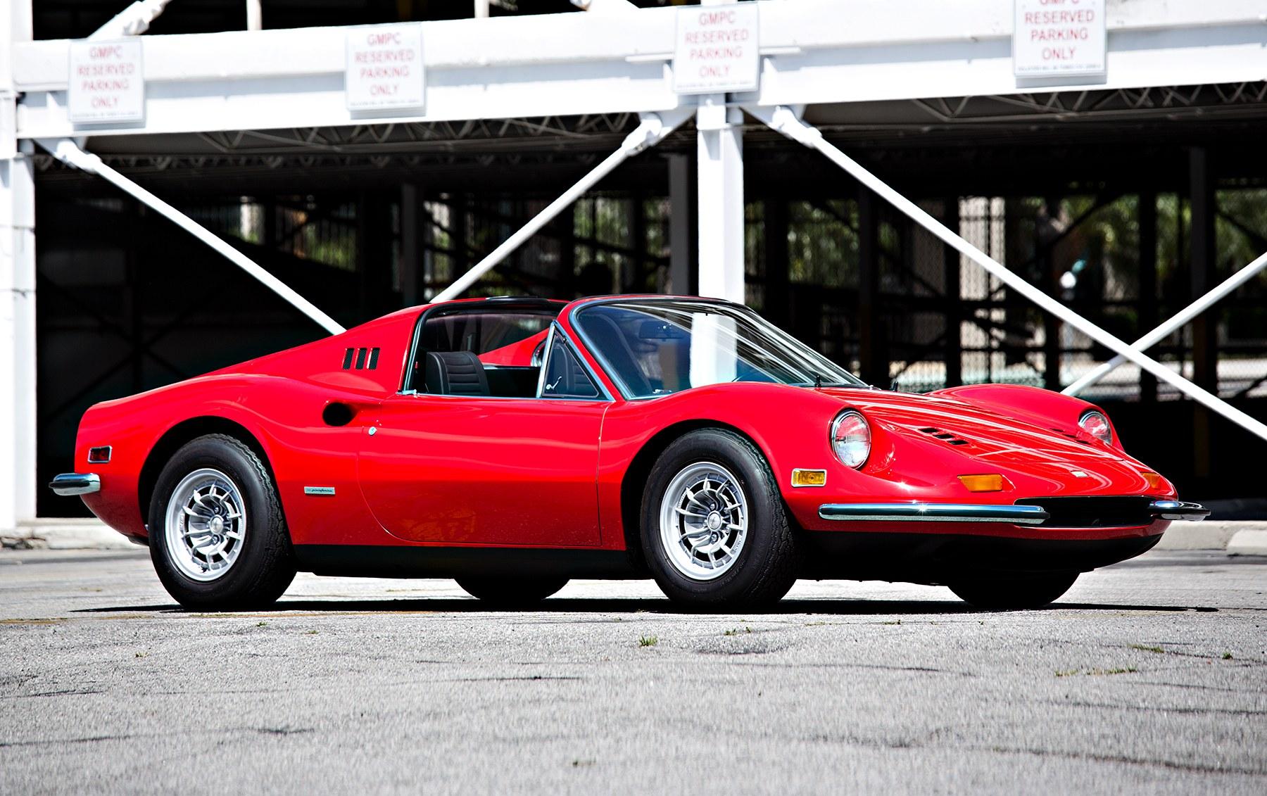1974 Ferrari Dino 246 GTS-3