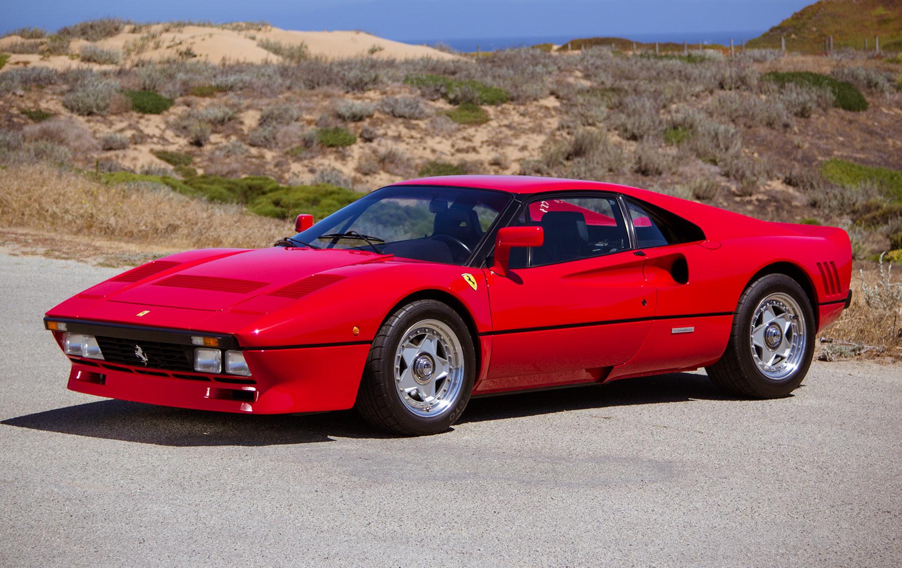 1985 Ferrari 288 GTO-4
