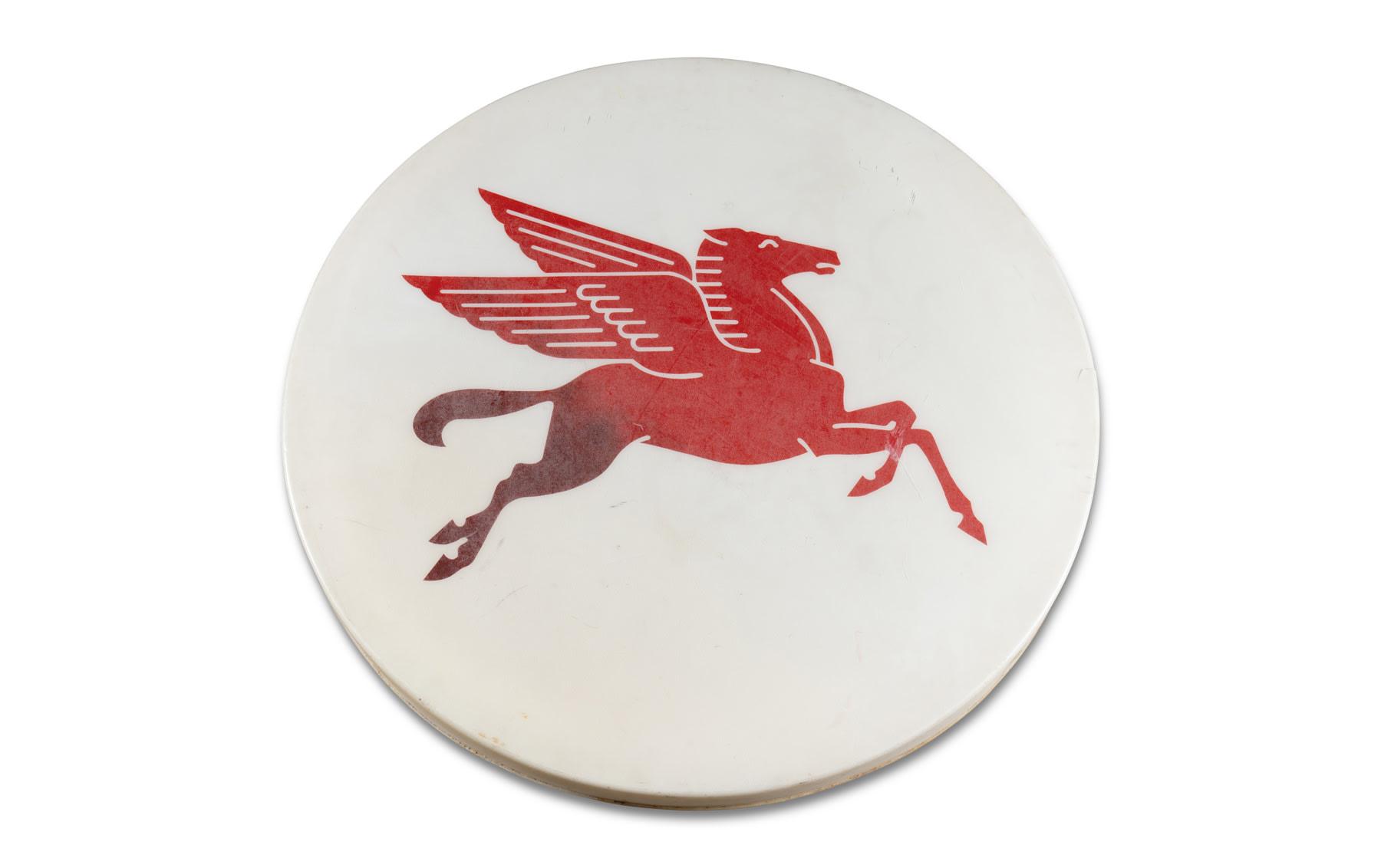 Mobil Oil Pegasus Sign