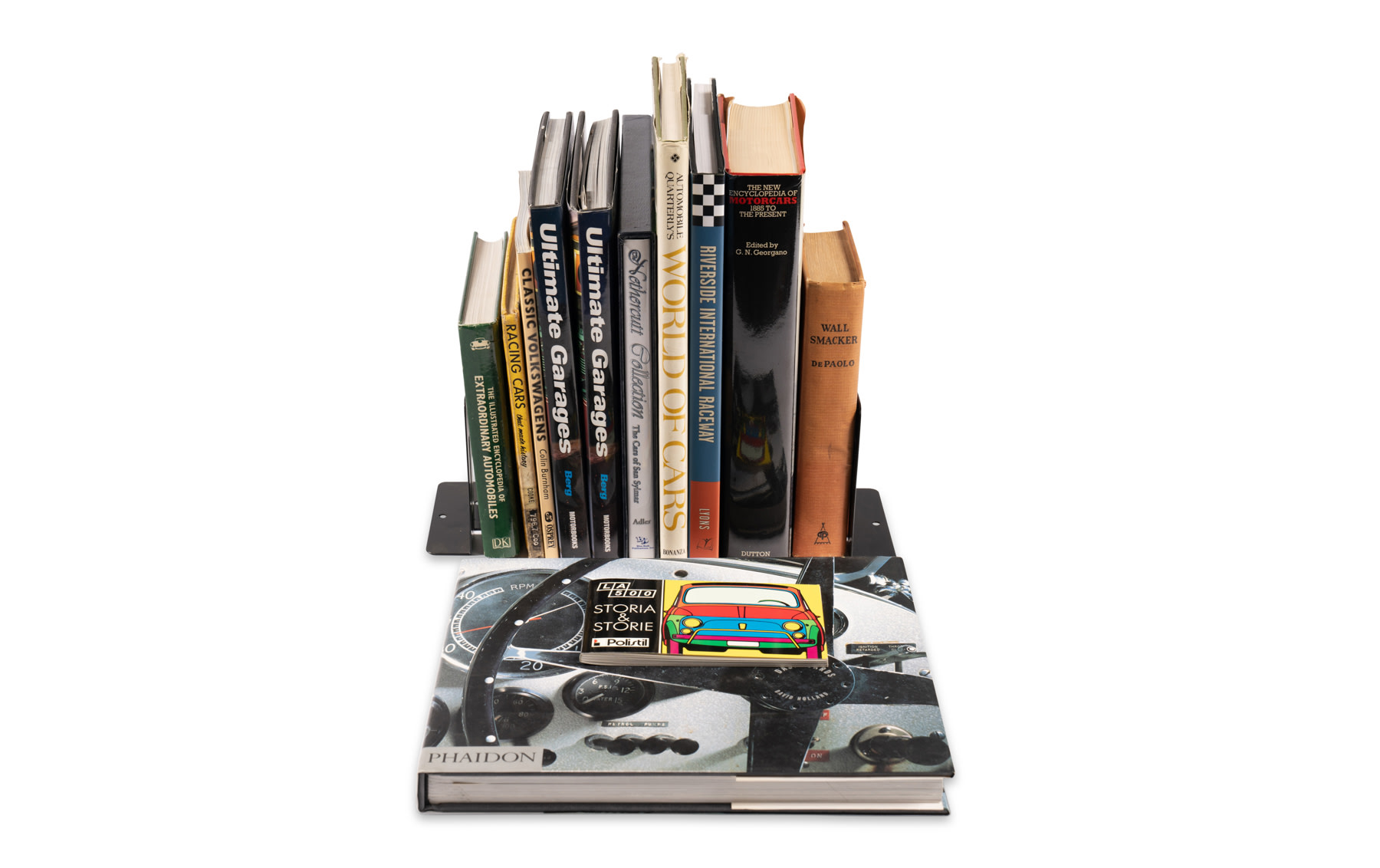 Assorted General Automotive Books