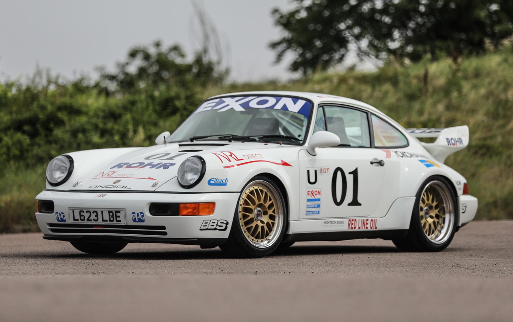 1993 Porsche 964 Carrera 3.8 RSR (2)