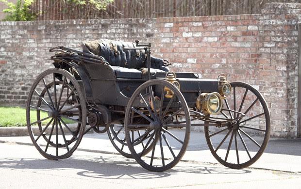 1908 Holsman Model 10-K High-Wheeler