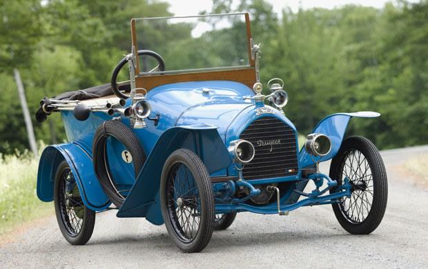 1914 Peugeot Bébé Two-Seat Roadster
