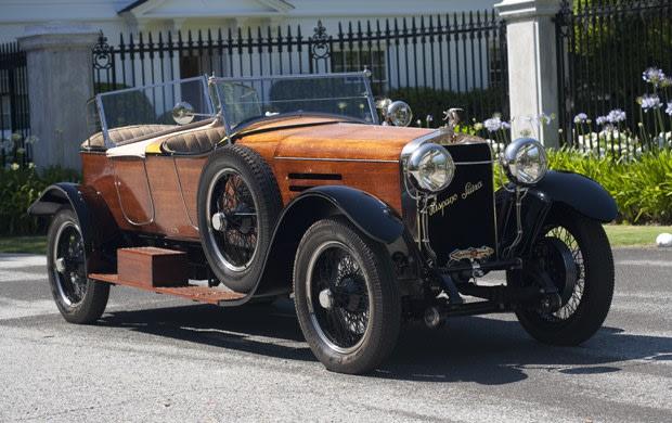 1922 Hispano-Suiza H6B