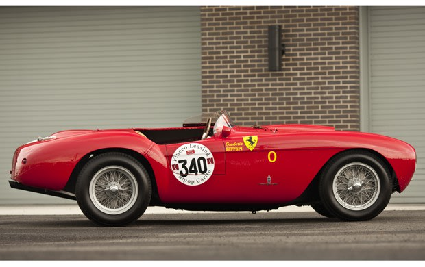 1954 Ferrari 500 Mondial Series 1
