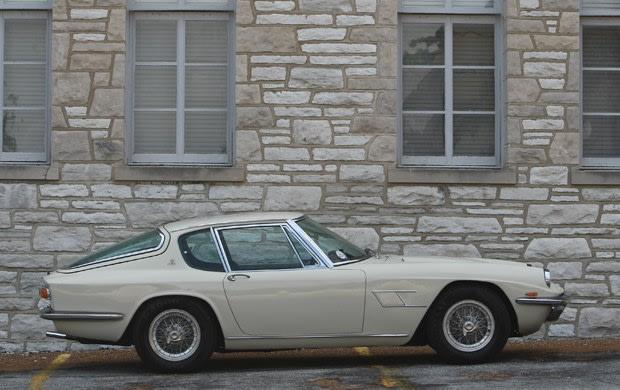 1967 Maserati Mistral 4000 GT