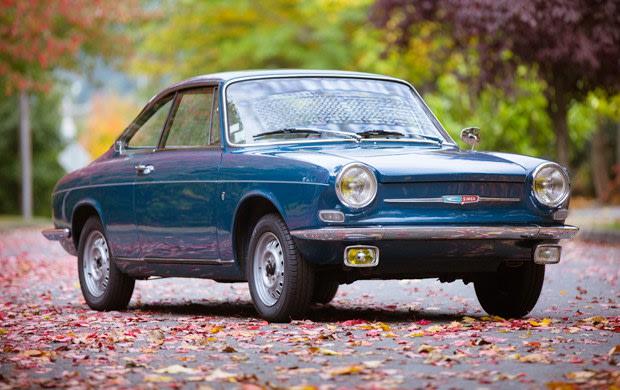 1967 Simca 1000 Coupe