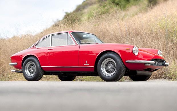 1969 Ferrari 365 GTC-2