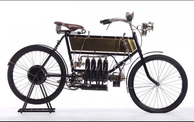 1905 FN Shaft Drive 362 CC Four