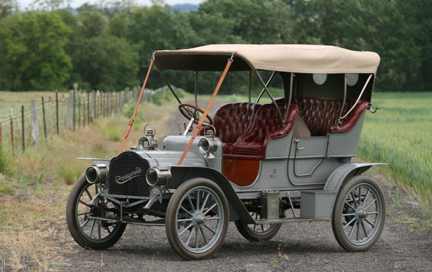 1906 Compound Type 7 1/2 Touring Car