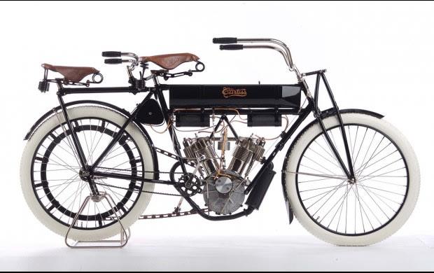 1906 Curtiss 5 HP Twin