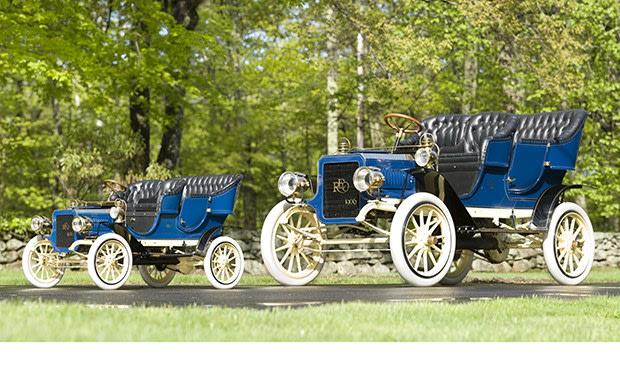1906 REO Model A 16 HP Light Touring Car &