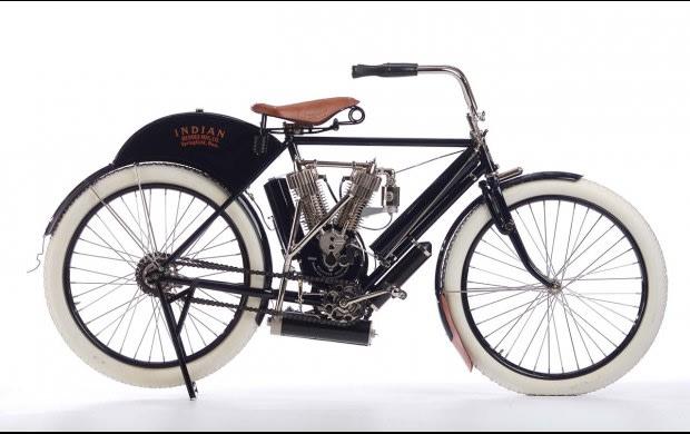 1907 Indian Twin