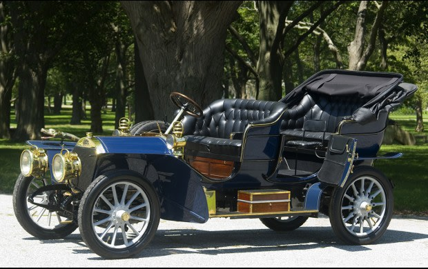 1907 Puegeot Victoria Top Phaeton