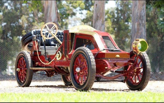 1907 Renault AI 35/45 HP Vanderbilt Racer
