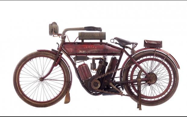 1909 Indian Belt-Drive Single