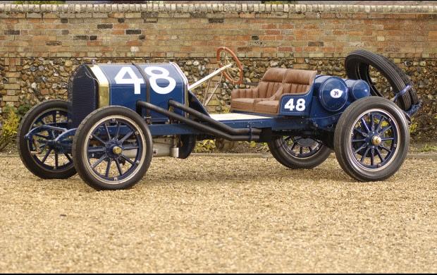 1910 National Indy Race Car