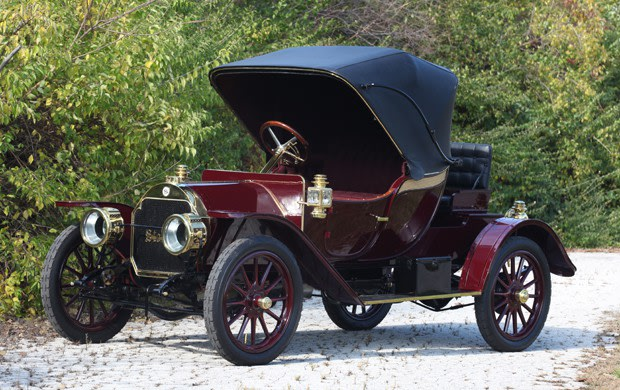 1910 Stoddard-Dayton Model 10-B Roadster