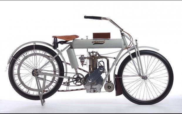 1911 Curtiss Marvel 500 CC Single