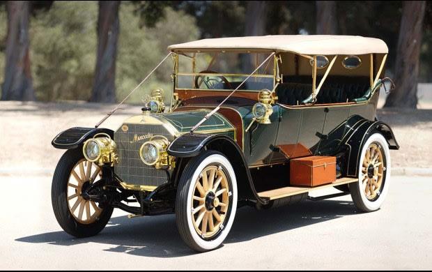 1911 Mercedes 38/70 HP Seven-Passenger Touring