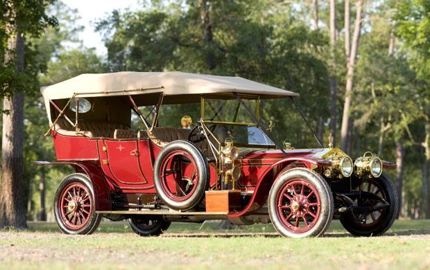 1911 Rolls Royce 40/50 HP Silver Ghost Roi-des-Belges Tourer