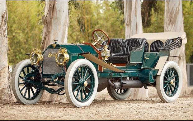 1911 Simplex 50 HP Toy Tonneau