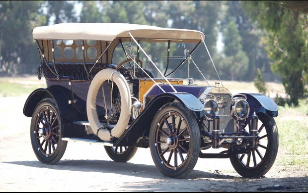 1912 Oldsmobile 60 HP Limited Flyabout