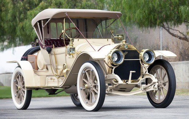 1912 Premier Model 6-60 Roadster