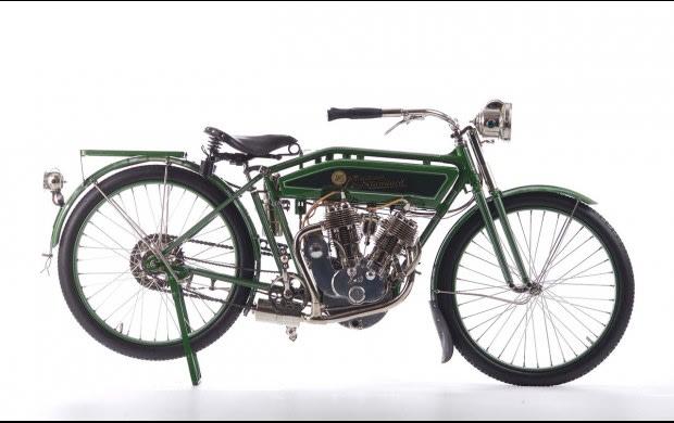 1912 Reading-Standard T-12 61 CID V-Twin