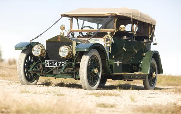 1912 Rolls-Royce 40/50 HP Silver Ghost Tourer