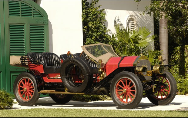 1912 Simplex 38 HP Double Roadster