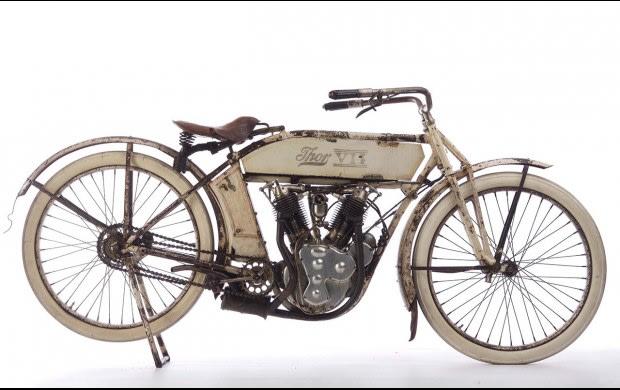 1912 Thor Model U V-Twin