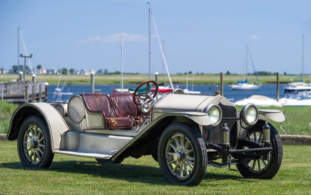 1913 National Series V N3 Semi-Racing Type Roadster
