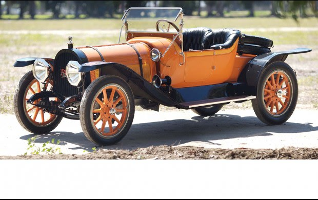 1913 Pope-Hartford Model 29 Roadster