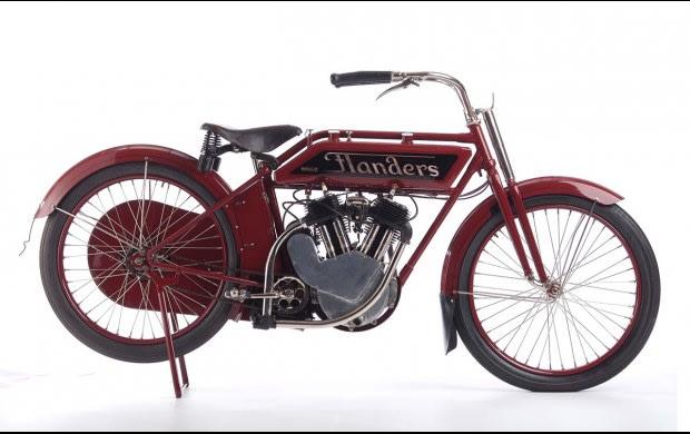 1914 Flanders 67 Cubic Inch 7-9 HP Twin