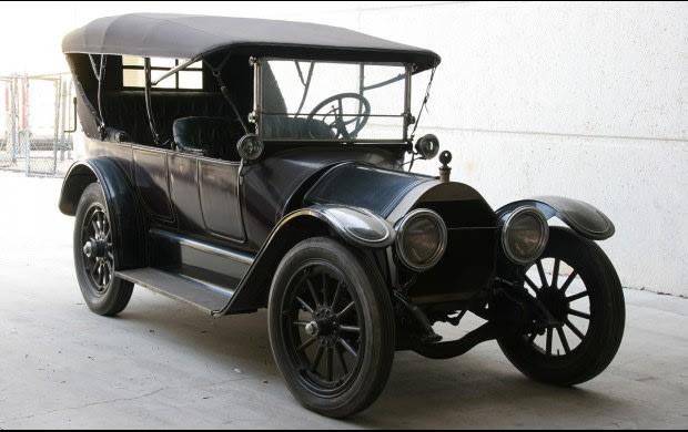 1914 Kissel Kar Model 40 Touring Car