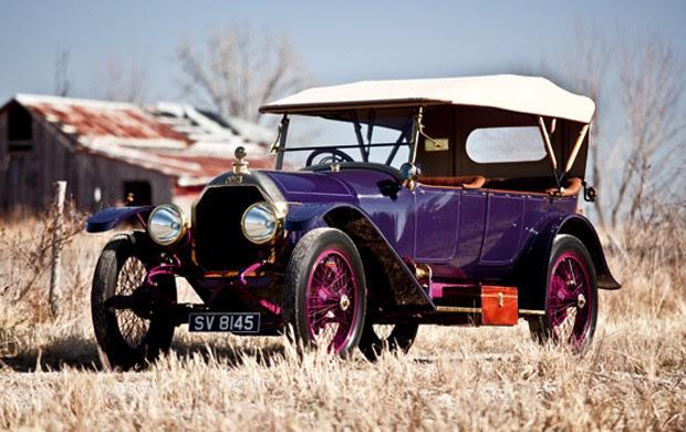 1914 Peugeot 145 Sport Torpedo Tourer