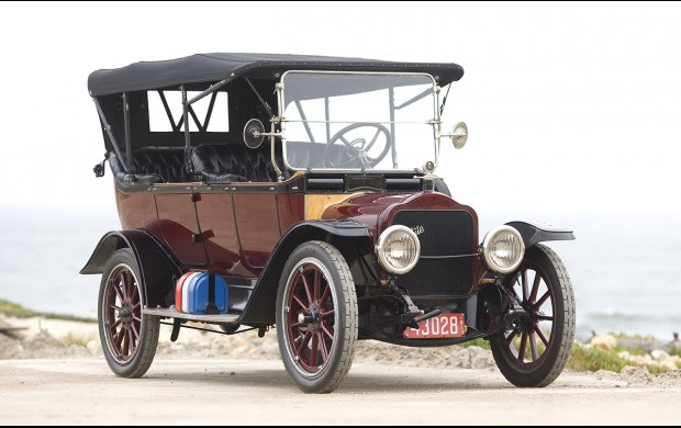 1914 White Model 30 Touring Car
