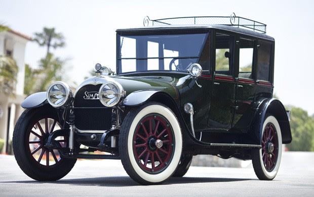 1915 Crane-Simplex Model 5 Sport Berline