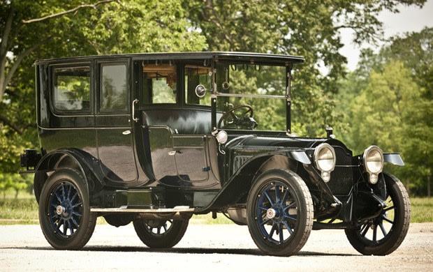 1915 Packard Six Model 3-38 Limousine